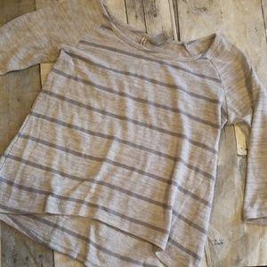Maturnity 3/4 sleeve shirt